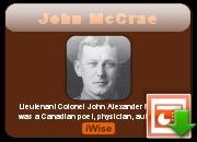 John McCrae's quote #1