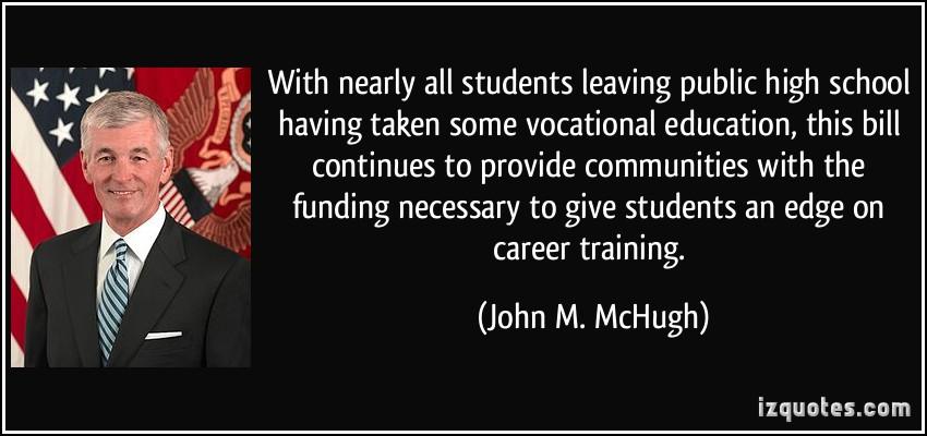John McHugh's quote #2