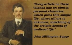 John Millington Synge's quote #3