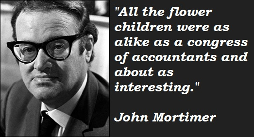 John Mortimer's quote #7