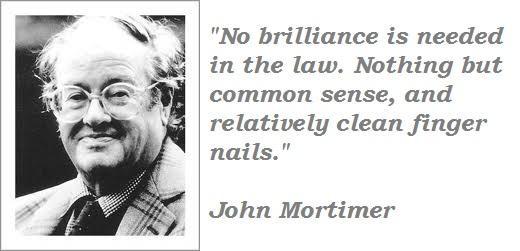 John Mortimer's quote #2