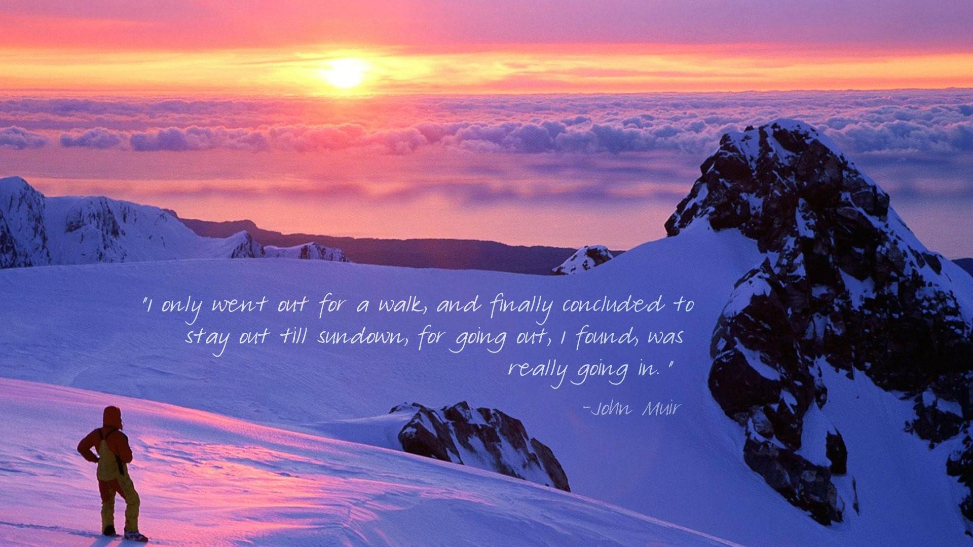 John Muir's quote #6