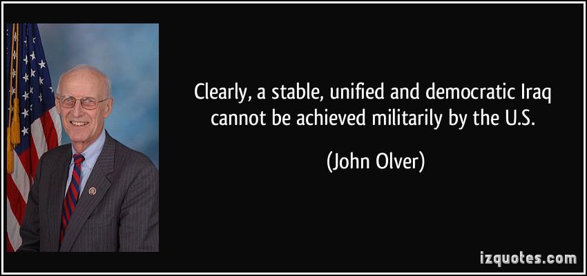 John Olver's quote #5