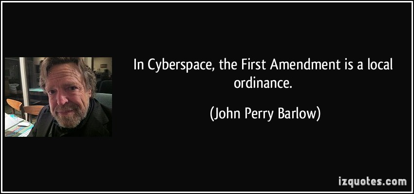 John Perry Barlow's quote #5