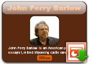 John Perry Barlow's quote #2
