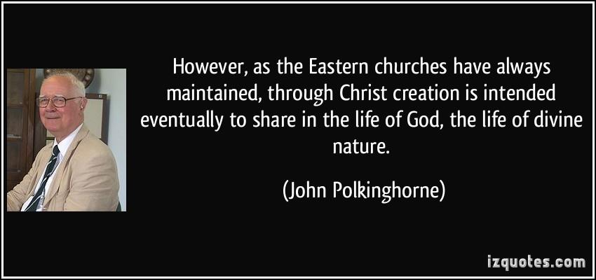 John Polkinghorne's quote #4