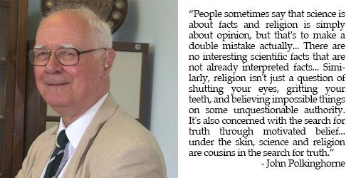 John Polkinghorne's quote #5