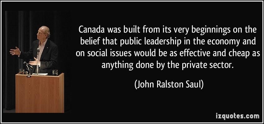 John Ralston Saul's quote #5