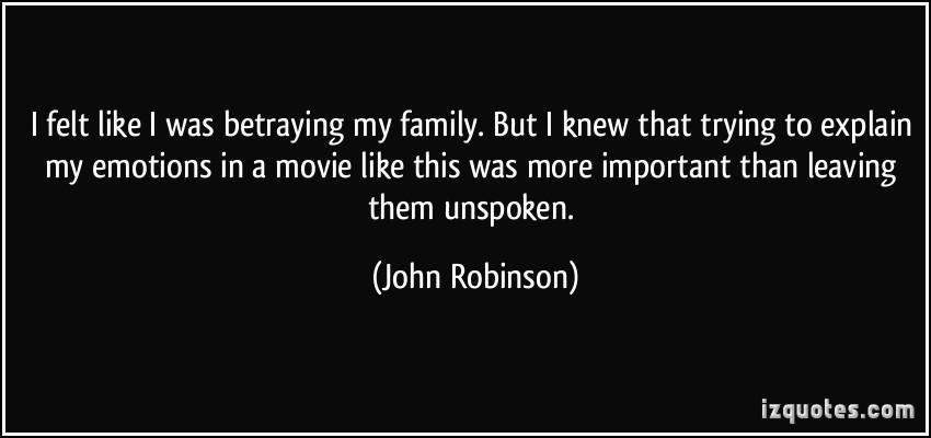 John Robinson's quote #1