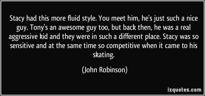 John Robinson's quote #2