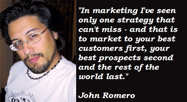 John Romero's quote #1