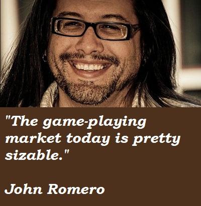 John Romero's quote #3