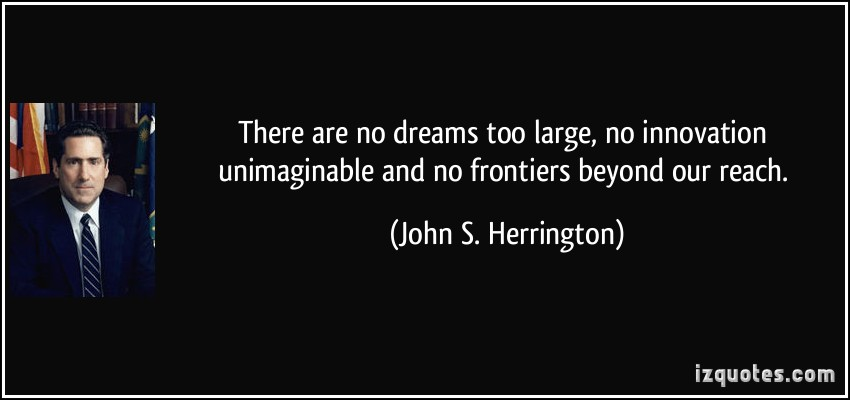 John S. Herrington's quote #1