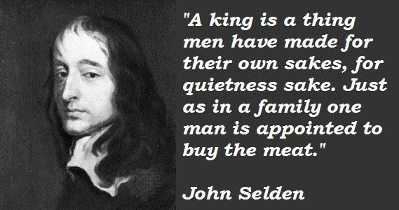 John Selden's quote #2