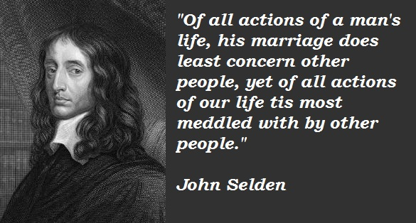 John Selden's quote #5