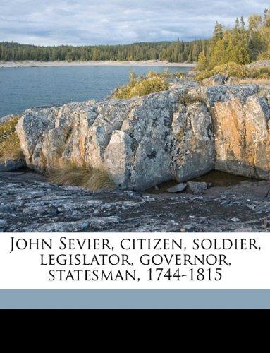 John Sevier's quote #1