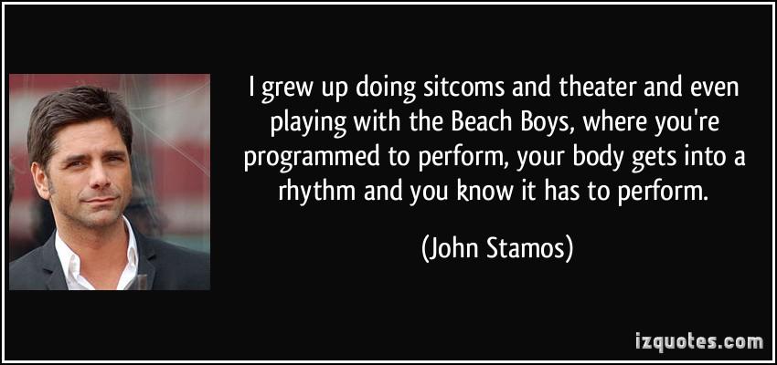 John Stamos's quote #2