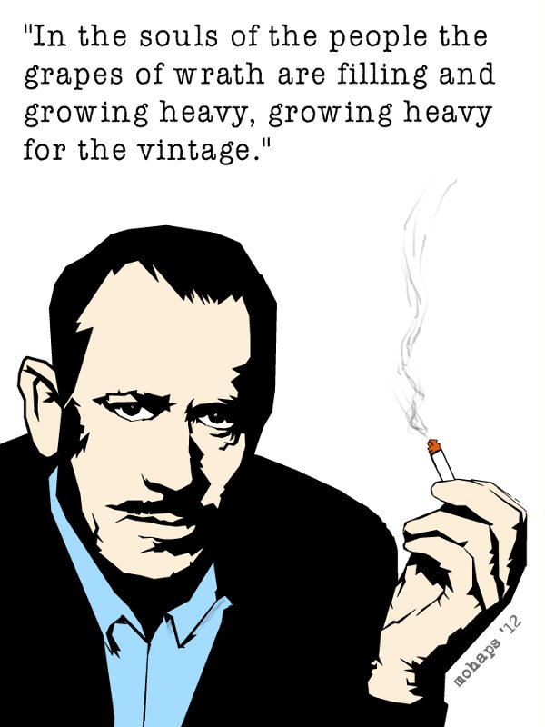 John Steinbeck's quote #8