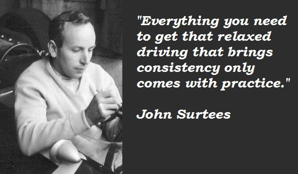 John Surtees's quote #1