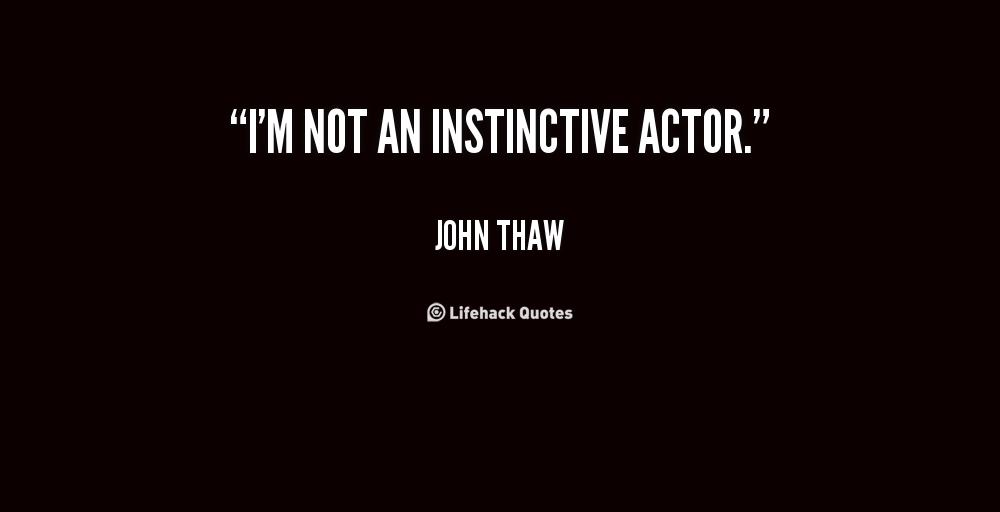 John Thaw's quote #2