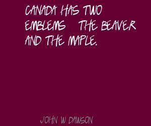 John W. Dawson's quote #1
