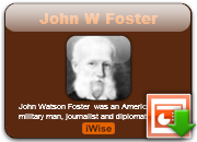 John W. Foster's quote #1