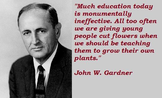 John W. Gardner's quote #4