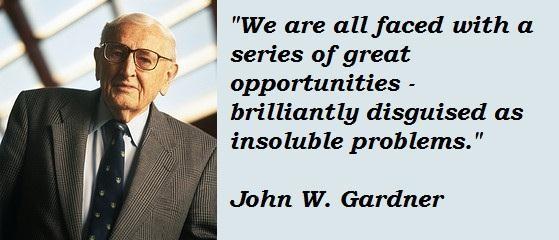 John W. Gardner's quote #6