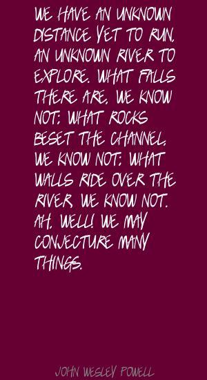 John Wesley Powell's quote #1