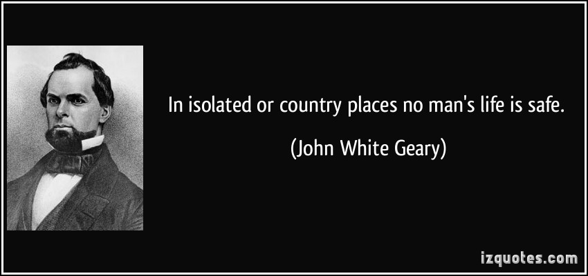 John White Geary's quote #4