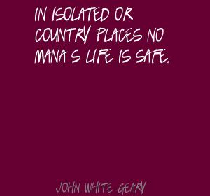 John White Geary's quote #6
