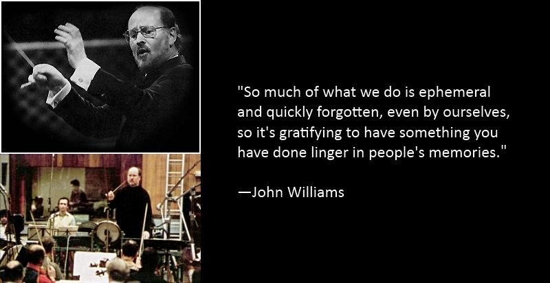John Williams's quote #1