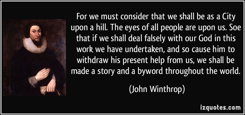 John Winthrop's quote #1