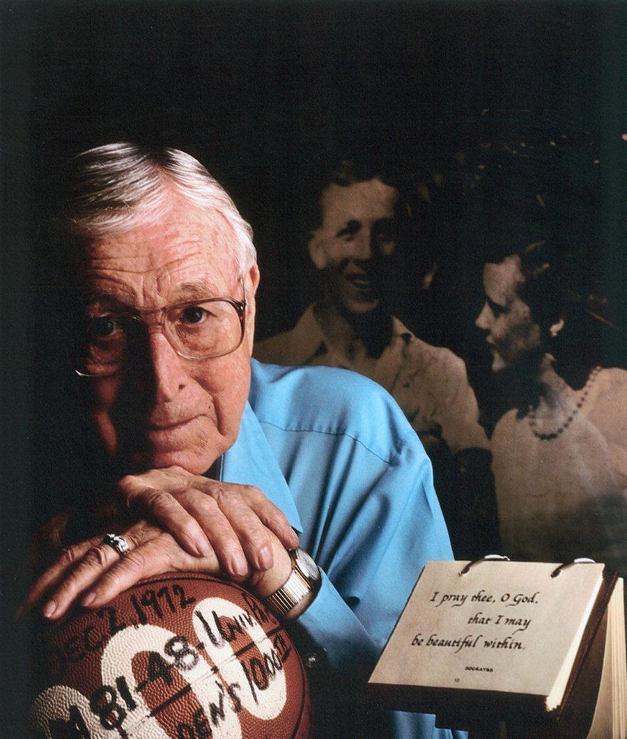 John Wooden's quote #3