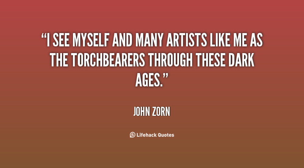 John Zorn's quote #5