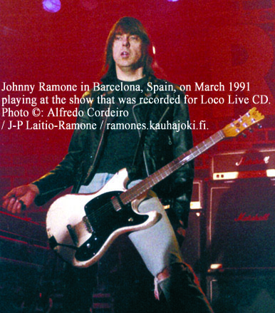 Johnny Ramone's quote #3