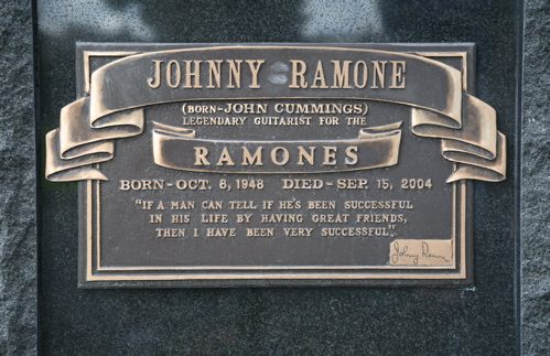 Johnny Ramone's quote #1