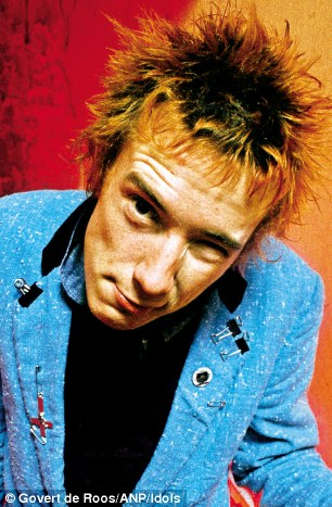 Johnny Rotten's quote #5