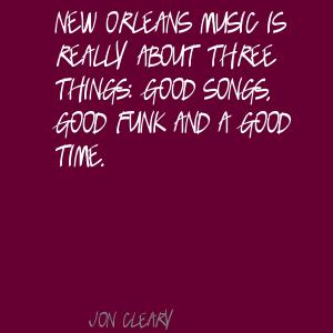 Jon Cleary's quote #4