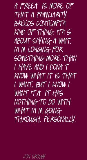 Jon Crosby's quote #6