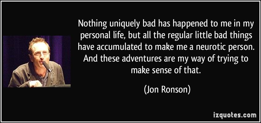 Jon Ronson's quote #2