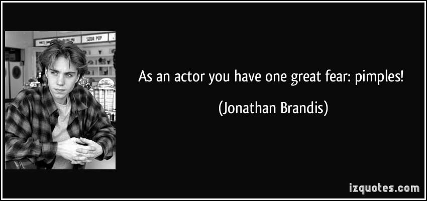 Jonathan Brandis's quote #2