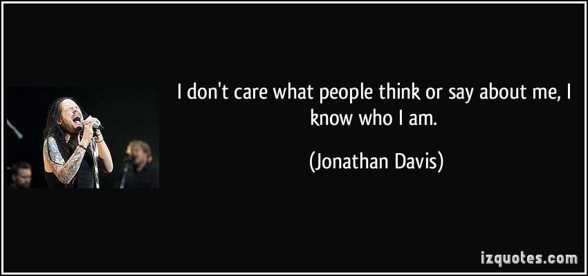 Jonathan Davis's quote #4