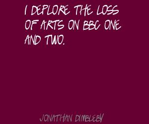 Jonathan Dimbleby's quote #4