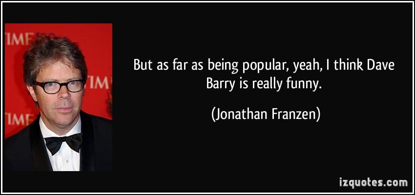 Jonathan Franzen's quote #2