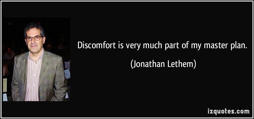 Jonathan Lethem's quote #5