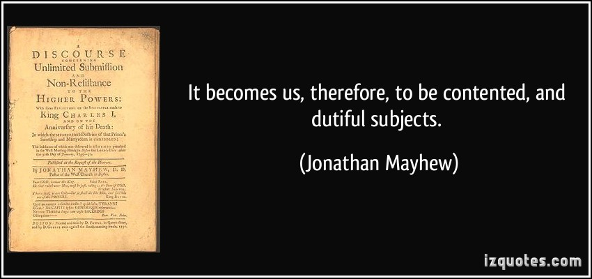 Jonathan Mayhew's quote #2