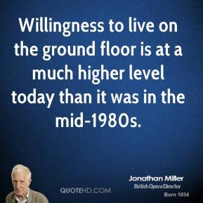 Jonathan Miller's quote #1