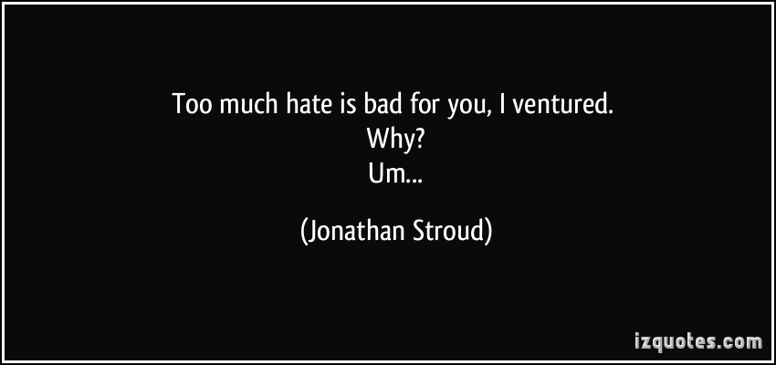 Jonathan Stroud's quote #2