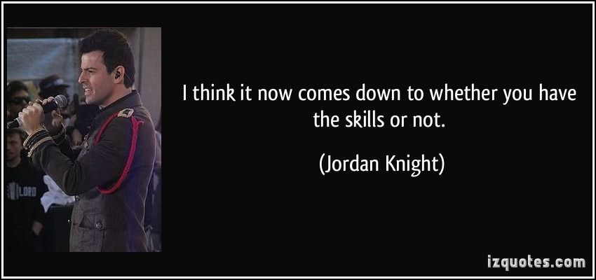 Jordan Knight's quote #1